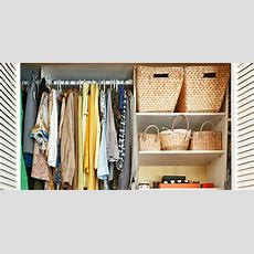 10 Tips For A Perfectly Organized Closet (video) Huffpost