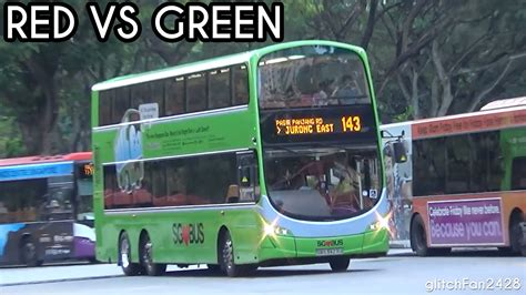 Vote For Your Favourite Singapore Bus