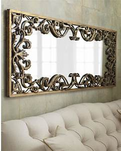 large decorative wall mirrors roselawnlutheran With wall decor mirrors