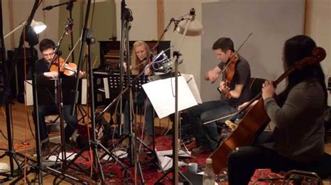 Manchester String Quartet (official) Play Pompeii By