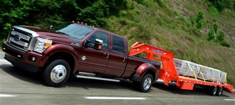 ford   meets sae tow standard ram refuses