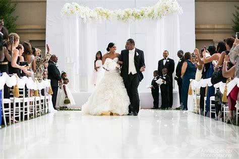 American Wedding : Kendra & Jeffrey's Wedding