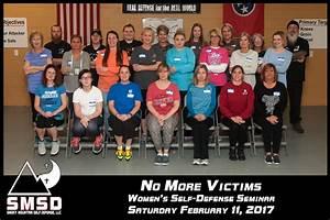 Women's Self-Defense Seminar 2-11-17 - Smoky Mountain Self ...