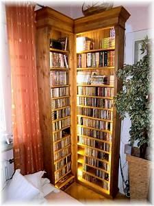 Bücherregal über Eck : eck 22 rg eck cd dvd regal b cherregal landhausstil ~ Michelbontemps.com Haus und Dekorationen