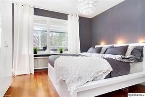 chambre grise et blanche a essayer pinterest With chambre grise et blanche