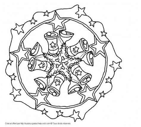 coloriage mandala noel 40 dessin gratuit 224 imprimer