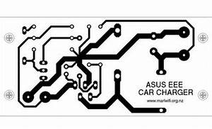 a 12v car charger for asus eee notebook circuit diagram With printed electronic circuit board laptop sleeve zazzle