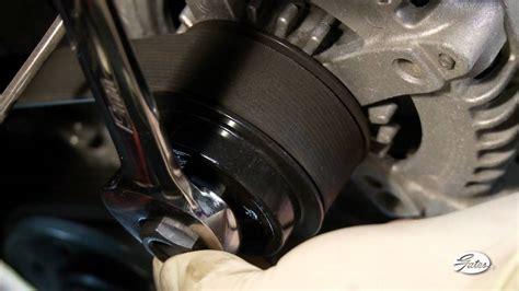 gates training alternator decoupler pulley