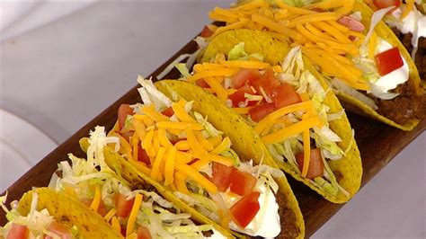 taco bell hard shell tacos healthy food fresh flavorful today version desktop 10th august recipe link play