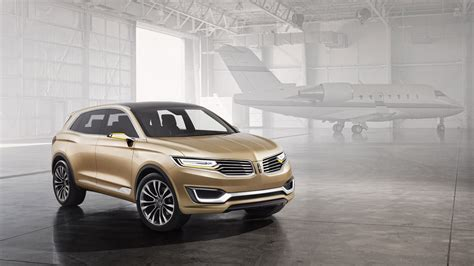2020 Lincoln Mkx At Beijing Motor Show by Next Lincoln Mkx Previewed With Beijing Auto Show Concept