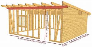 Bauplan Gartenhaus Pultdach : gartenhaus pultdach selber bauen nornabaeli ~ Orissabook.com Haus und Dekorationen