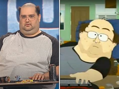 Browse 6,376 goofy guy with glasses stock photos and images available, or start a new search to explore more stock photos and images. SOUTH PARK GUY' COSPLAYER JAROD NANDIN, 40 DIES FROM COVID ...
