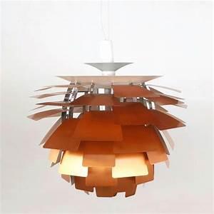 Louis Poulsen Artichoke : artichoke chandelier by louis poulsen in copper 91518 ~ Eleganceandgraceweddings.com Haus und Dekorationen