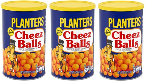 planters cheez curls remember these planters cheez balls are a comeback