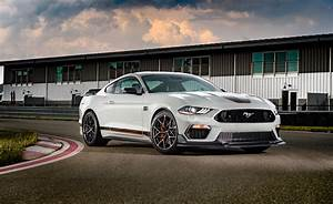 2021 Ford Mustang Mach 1 is a Limited-Edition, 480 HP Track Terror » AutoGuide.com News