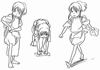 Spirited Away Character Ghibli Studio Chihiro Characters