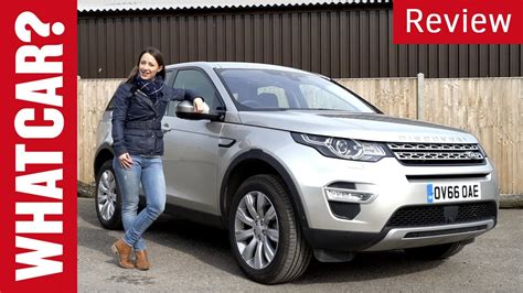 Review Land Rover Discovery Sport by 2017 Land Rover Discovery Sport Review What Car