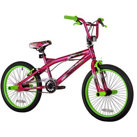 Bike At Walmart 20 Quot Kent Trouble Bmx Girls Bike Assorted Colors