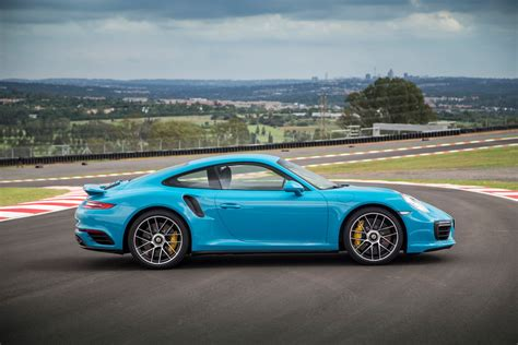 porsche 911 turbo s 2017 2017 porsche 911 turbo first drive review motor trend