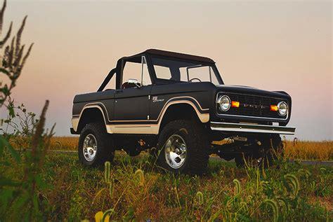 buy  perfect classic bronco restoration gear patrol