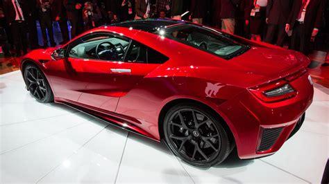 acura nsx the legend returns at 2015 detroit auto show