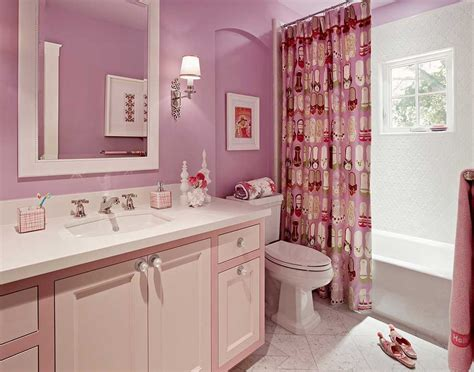 pink bathroom ideas bathroom decor with white and pink colors home