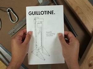 An Instruction Manual For A Flat Pack Ikea Style