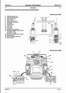 Jcb 802 802 4 802 Super Mini Excavator Service Repair