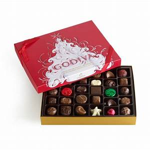 Shop Holiday Truffles - Chocolate & Truffle Gift Box 36 ...