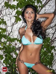 Arianny Celeste in bikini for UFC 360 Magazine 2013 -05 ...