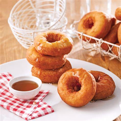 recette cuisine four beignes au four recettes cuisine et nutrition