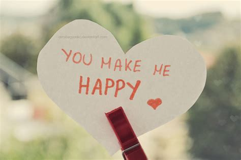 you make me happy by azrabegzadic on deviantart