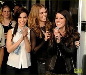 Jessica Lowndes, AnnaLynne McCord & Shenae Grimes   90210 ...
