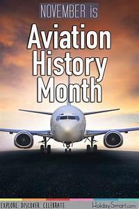 aviation history month smart