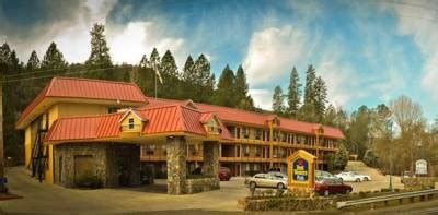 Best Western Plus Yosemite Way Station Mariposa