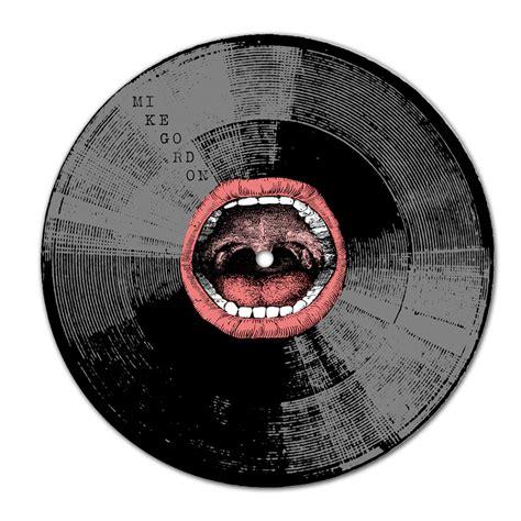 record player slip mat mike gordon say something record player slip mat