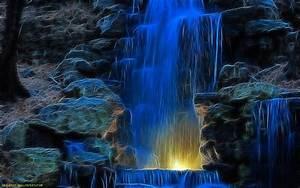 Waterfall wallpaper - 448302