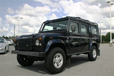 purchase   land rover defender   title