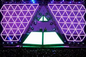 Daft Punk Pyramid GIF Find Share On GIPHY