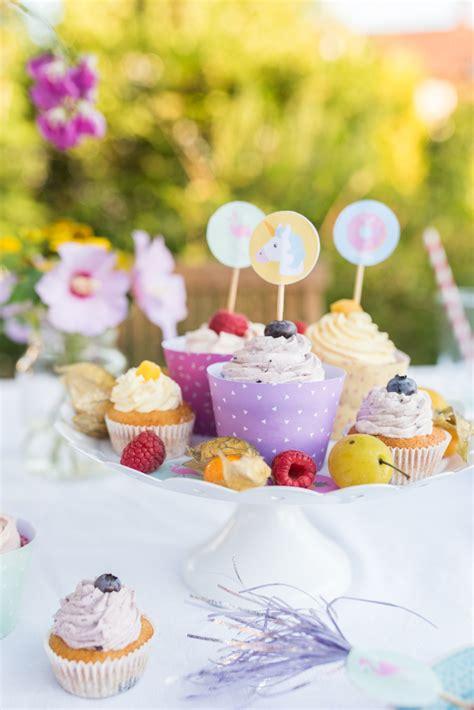 Tischdeko Im Garten Zum Kindergeburtstag  Leelah Loves