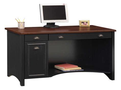 desk office home ikea computer desk antique black
