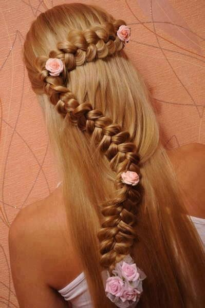 cute hairstyle ideas  night