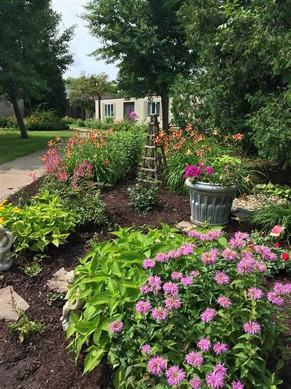 Healing Gardens Garden Labyrinth Trinity Health