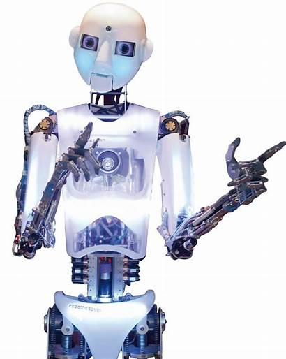 Robots Robot Nao London Robothespian Alfie Pepper