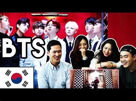 Download Bts  Dopekoreans React By Jktv Video To 3gp