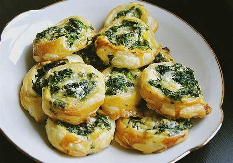 cuisine vegane blätterteig spinat schnecken xaara37 chefkoch de