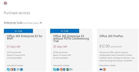 Office 365 Portal Trial by Microsoft Releases Office 365 E5 Plan It Pro