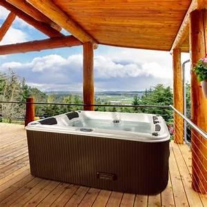 Spa Bois Exterieur : jacuzzi bois exterieur maison design ~ Premium-room.com Idées de Décoration