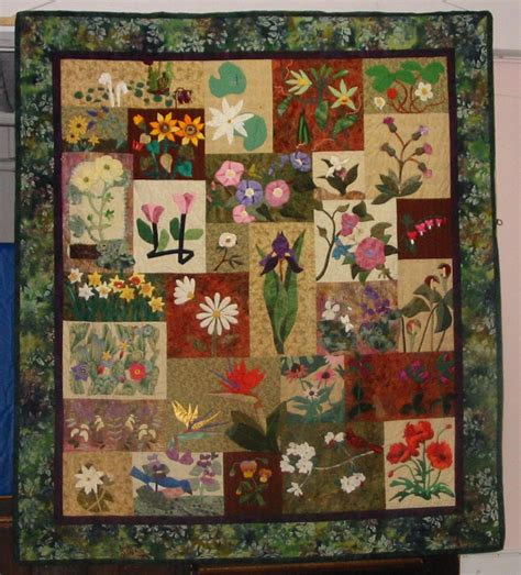 the quilters garden the piecemakers quilting for a cause farmhouse