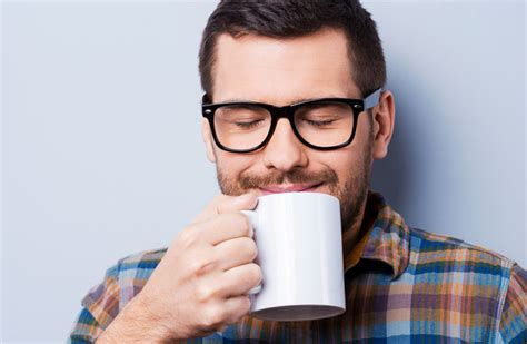 Nick is always cordial, receptive and a breath of fresh air in the morning. Coffee can help people have a more favorable view of their colleagues, according to new research